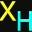 Denim Patchwork Dress Back